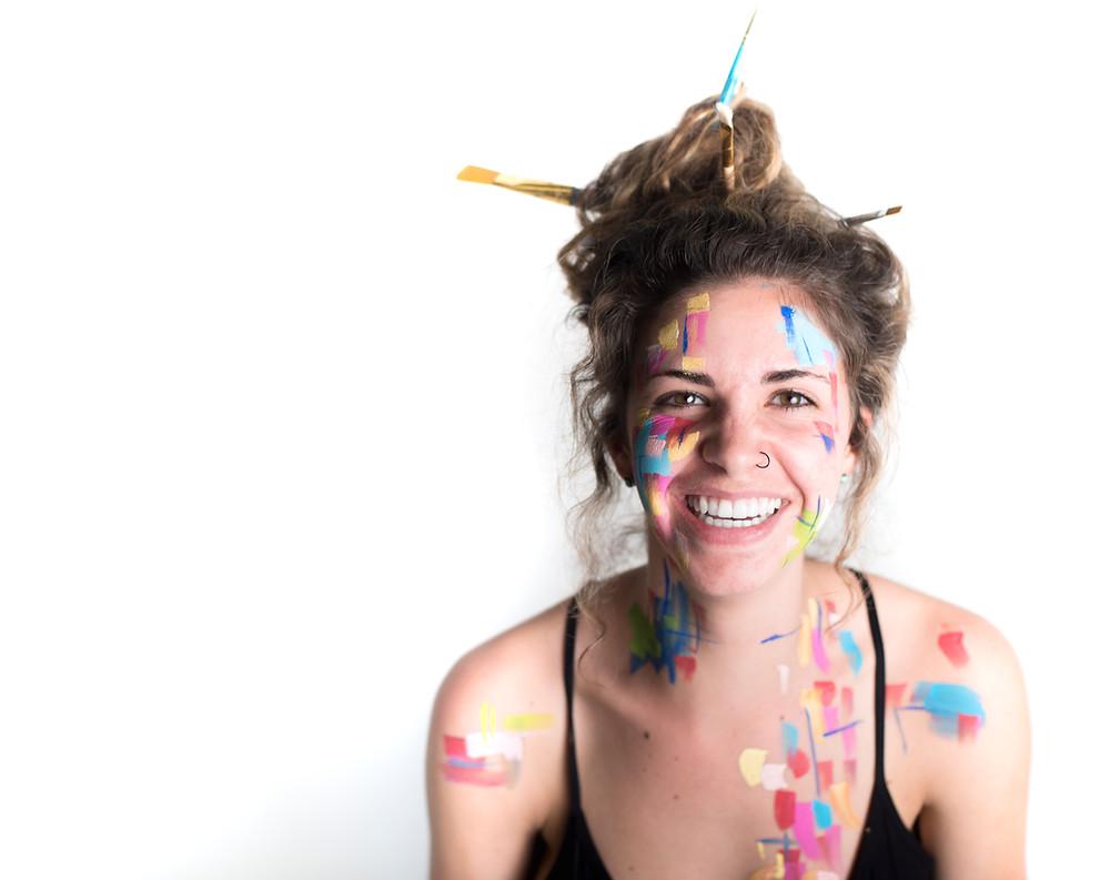 Portrait of Erika Busse