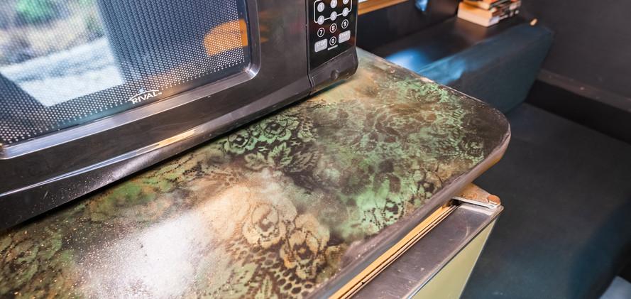 RIP custom countertop