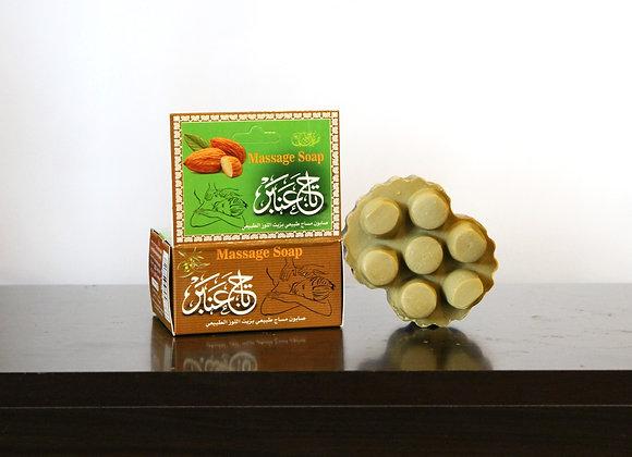 Almond Massage Soap