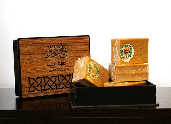 VIP Olive Soap Gift Box