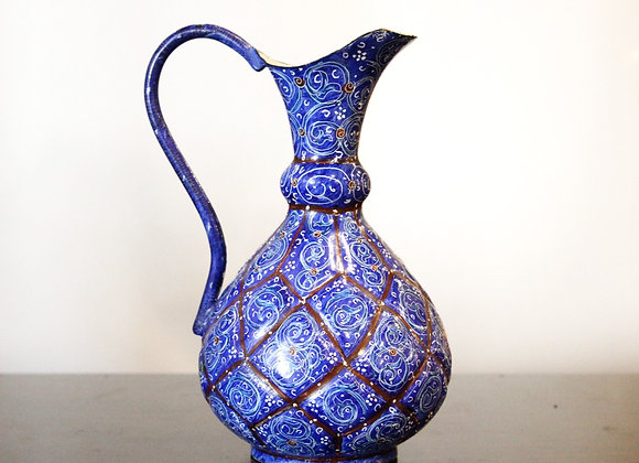 Iranian Brass Small Vase