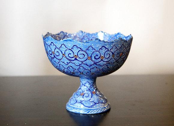 Iranian Brass Small Bowl