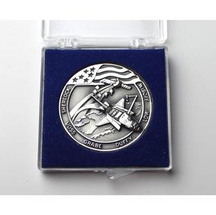 Duffy's Flown STS-57 Robbins Medallion