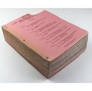 Skylab Site Map Data Package Manual