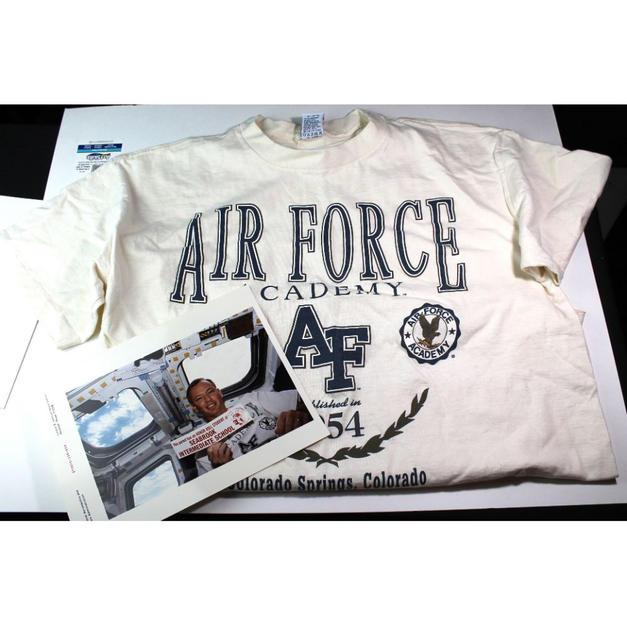 Duffy's Flown STS-72 Air Force Shirt