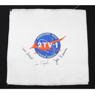 2TV-1 Crew-Signed Beta Cloth Patch