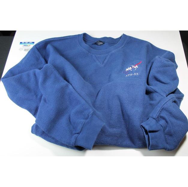 Ross' Flown STS-88 Heavy Shirt