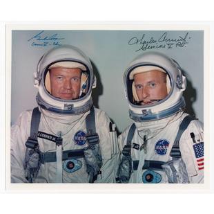 Gemini 5 Crew-Signed Glossy Photo