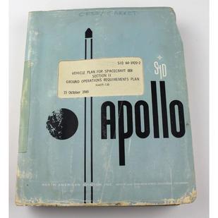 Apollo CSM-008 Test Module NAA Manual