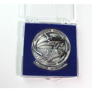 Lucid's Flown STS-51G Robbins Medallion