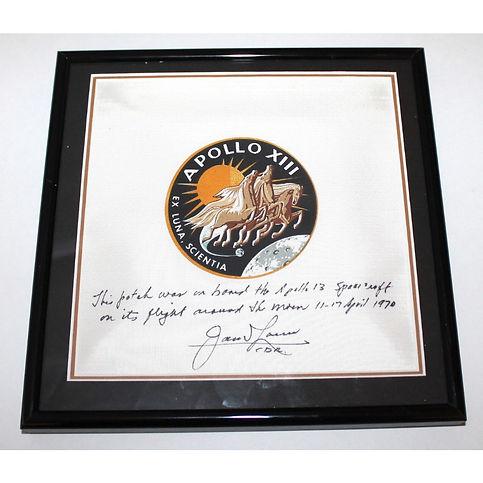 Lovell's Apollo 13 Flown to Moon Beta Cl