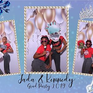 Jada & Kennedy Graduation Party