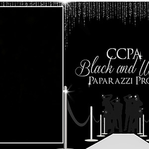 Black & White Paparazzi Prom