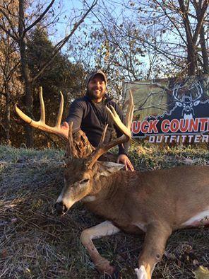 177 inch 2016 Buck