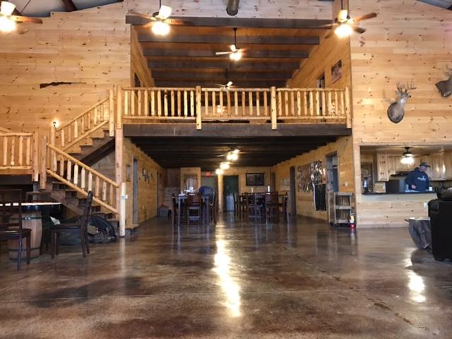 Lodge KY lobby