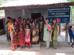 Empowerment Group meet in Bahadurpur