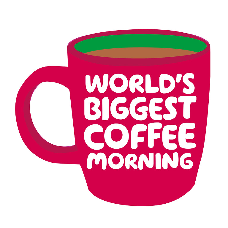 Worlds Biggest Coffee Morning 2021