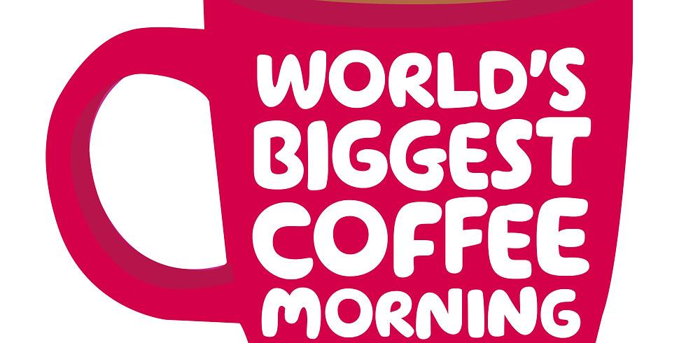 Worlds Biggest Coffee Morning