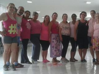 Rio de Janeiro se veste de Rosa