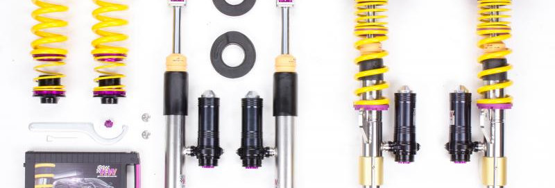 KW Coilover kit Clubsport 2-way incl. top mounts