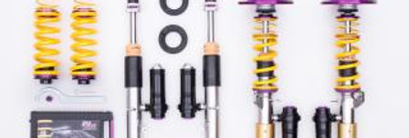 KW Coilover kit Clubsport 2-way incl. top mounts Suspension kit