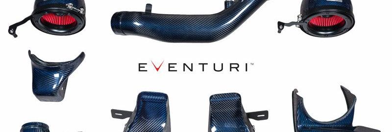 EVENTURI BLUE KEVLAR INTAKE SYSTEM - BMW F80 M3 | F82 | F83 M4