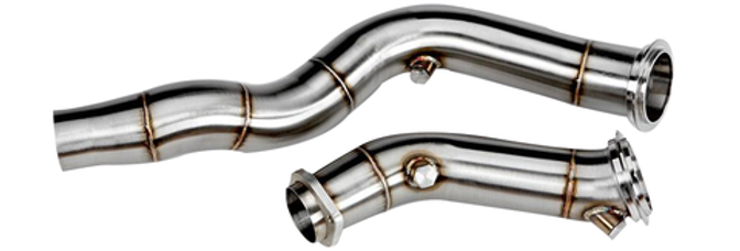 AMS Perfomance Uk M3 / M4 Decat Down pipes