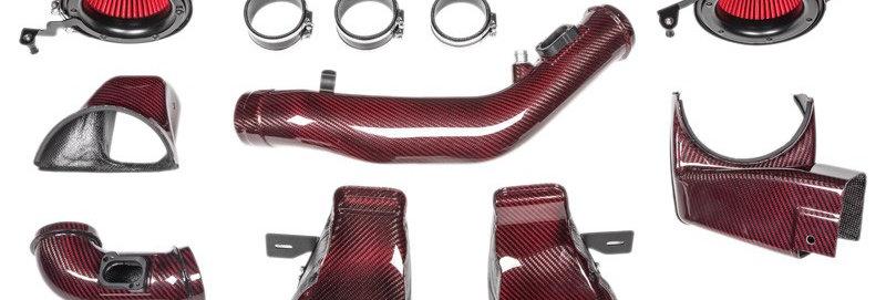 EVENTURI RED KEVLAR INTAKE SYSTEM - BMW F80 M3 | F82 | F83 M4