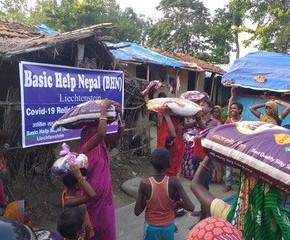 Plötzlich ohne Lohn -    Hunger in Nepal