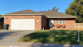 2510 Cheyenne Road, Liberal, KS   $239,900.  5 bedrooms, 3 baths