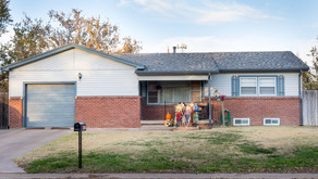 1221 N. Fairview Ave. Liberal, KS   $142,500.  4 bedrooms, 2 baths