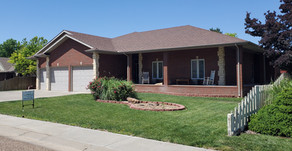1510 Tulane Court, Liberal, KS  $389,000.  5 bedrooms, 3 1/2 baths