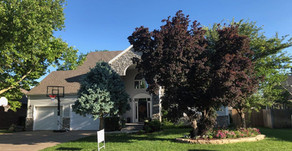 2124 Nevada Dr., Liberal, KS  $309,900.  4 bedroom, 3 bath