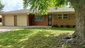 2131 Violet Lane, Liberal, KS   $175,000.  4 bedrooms, 2 baths