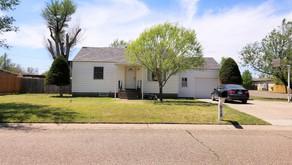 512 N. Webster Ave., Liberal, KS    $126,000.  3 bedrooms, 2 baths