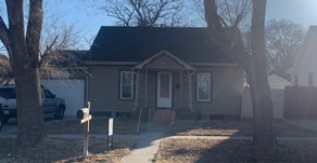 735 N. Pershing Ave., Liberal, KS $115,000.  4 bedroom, 2 bath