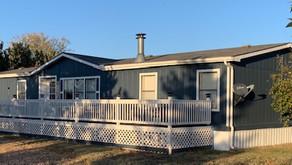 RR1 Box 215, Turpin, OK;  $140,000.  4 bedrooms, 3 baths