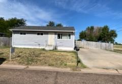 704 S. Webster Ave., Liberal, KS   $104,000.  4 bedrooms, 1 bath