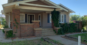 202 N. Washington St., Hooker, OK   $67,600.  3 bedrooms, 1 1/2 baths  SALE PENDING