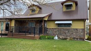 406 Mustang, Plains, KS   $105,000.      3 bedroom, 2 1/2 bath
