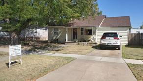 615 N. Jordan Ave., Liberal, KS   $125,000.  4 bedrooms, 2 baths