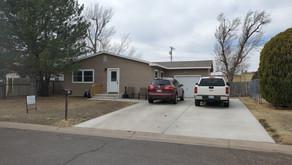 1106 S. Washington Ave., Liberal, KS  $126,500.  4 bedroom, 1 bath