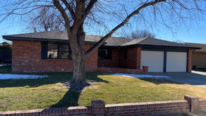 1619 N. Cain Ave., Liberal, KS   $225,000.  4 bedrooms, 3 baths