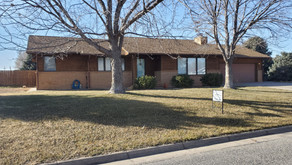 101 Erie St., Plains, KS    $139,650.     4 bedrooms, 2 baths