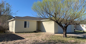 704 E. Curtis St., Liberal, KS  $147,000.  4 bedroom, 3 bath