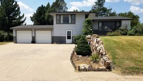 509 S. Fowler St., Meade, KS    $119,000.  3 bedrooms, 2 baths
