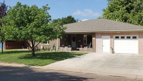 1750 N. Cain Ave., Liberal, KS   $180,000.  3 bedrooms, 2 baths