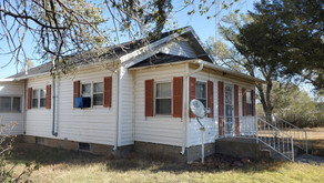 Rt. 1 Box 106, Baker, OK  $68,000.    2 bedrooms, 1 Bath