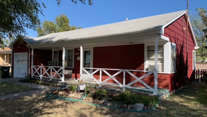 409 N. Western Ave., Liberal, KS  $82,000.  2 bedrooms, 1 bath