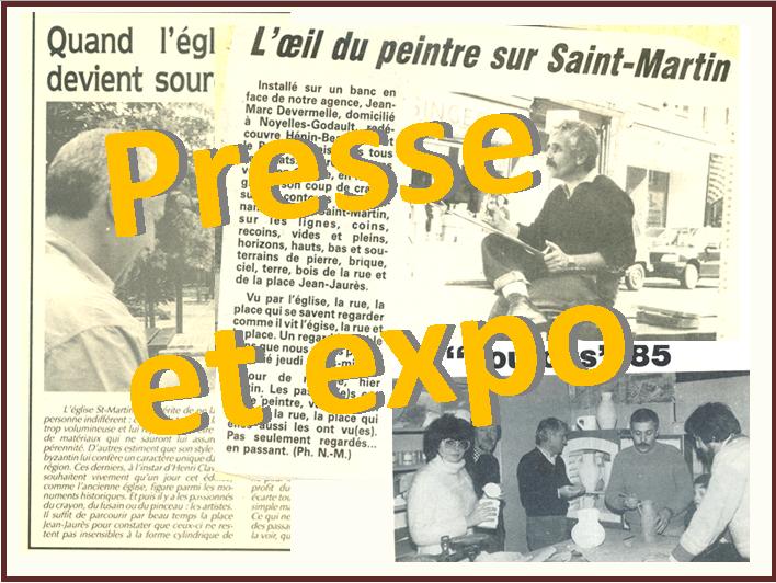 PRESSE ET EXPO